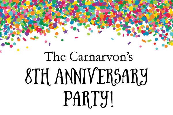Carnarvon Birthday